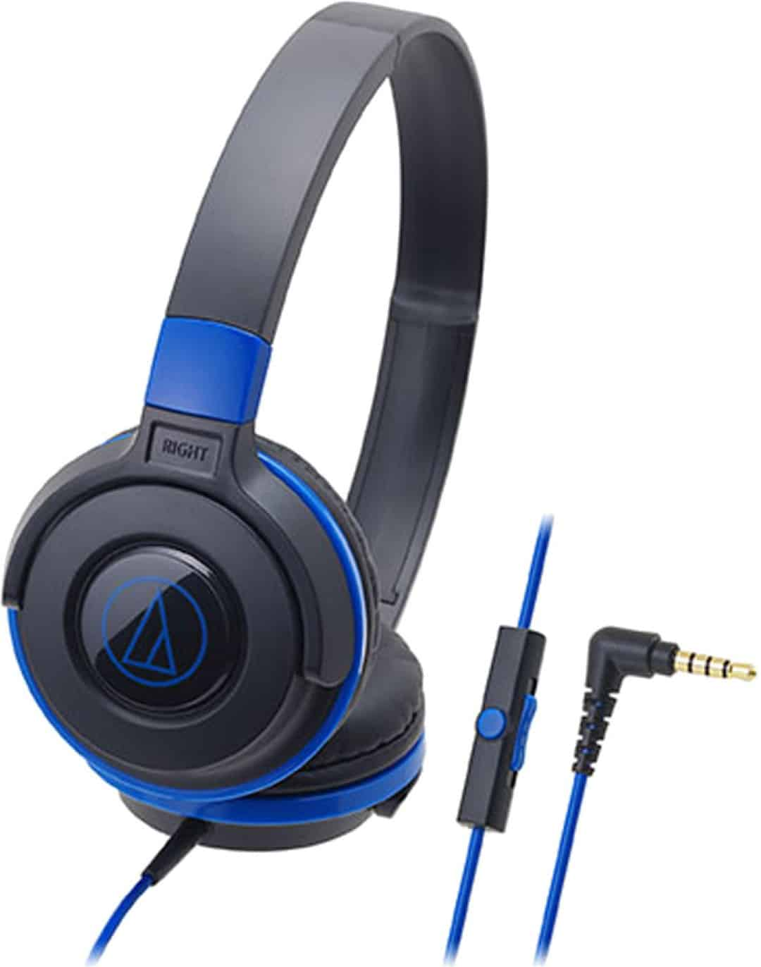 audio technica ath s100is bbl original imaduv258zzcyhda