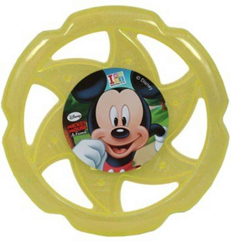mickey and friends flying disc disney original
