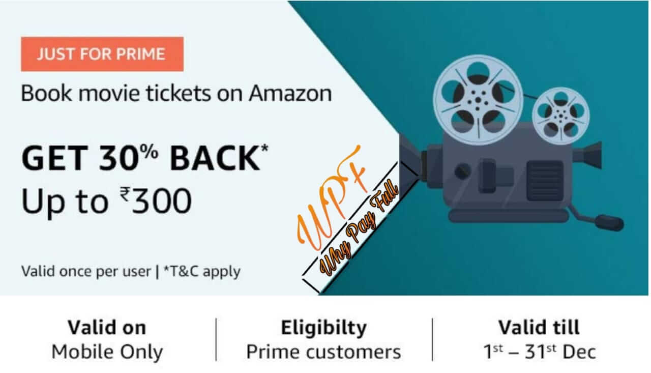 Amazon Movies offer