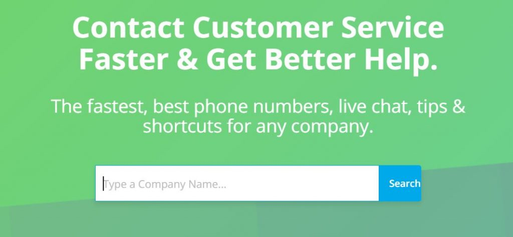 gethuman to know the contact numbers of company top amazing websites