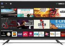 Shinco 124 cm (49 inches) Full HD Smart LED TV SO50AS-E50 (Black) (2019 Model)