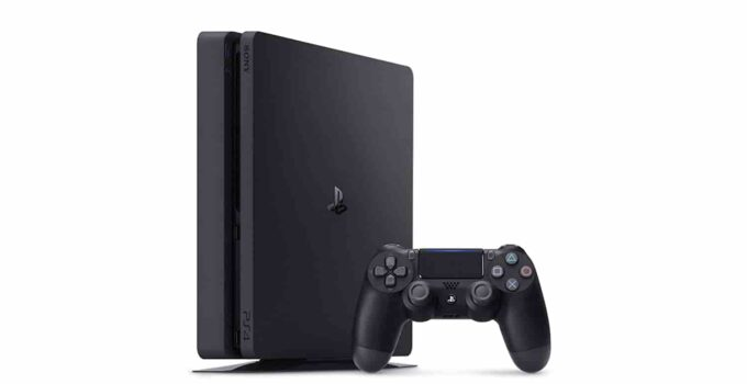 PS4 1TB Slim COnsole - whypayfull.in-