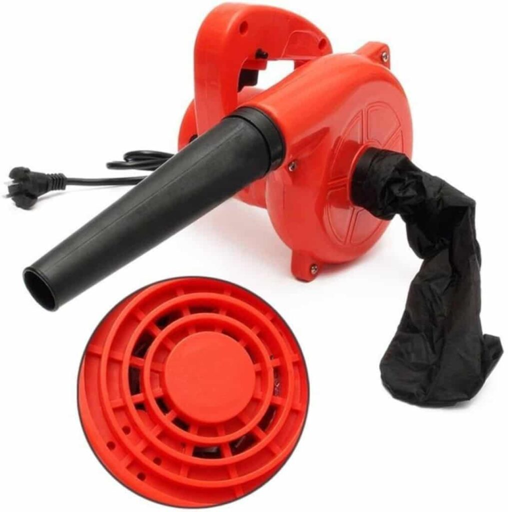 Vacuum Cleaner Forward Curved Air Blower