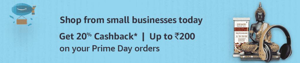 Amazon Prime Membership - Amazon Prime Day Sale Offer