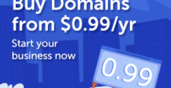 Domain and sale