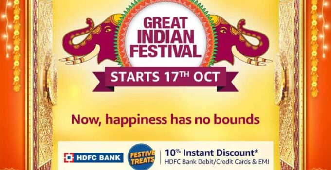 Amazon Great Indian Festival 2020 1