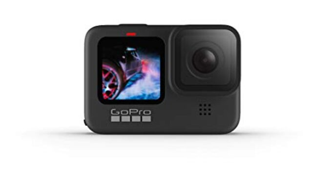 gopro hero9 black waterproof action camera with touch screen 5k ultra hd