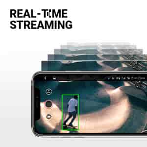 Real Time Streaming Shift IZI Nano Drone Camera min