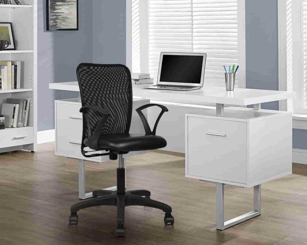 TIMBER CHEESE Ergonomic Desk REVOLVING Chair Best Office Chair min