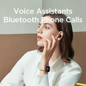 Voice Assistants, Bluetooth Phone Calls