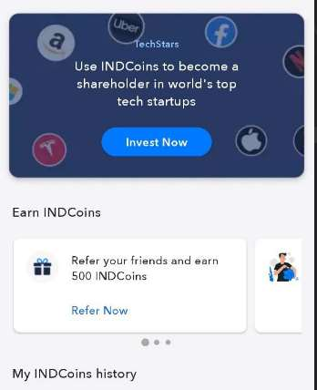 IND Money APP Refer And Earn